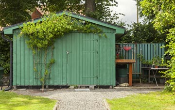 benefits of Liverpool garden storage sheds
